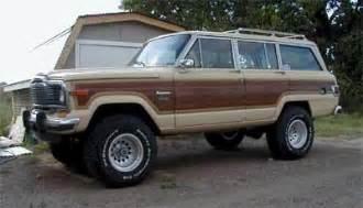 jubilee jeeps wagoneer
