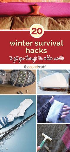 winter survival hacks 34 hacks to help you stay warm safe and alive in a winter or cold weather survival scenario books winter emergencies survival on winter survival
