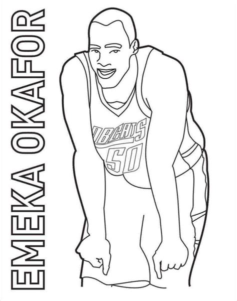 nba hornets coloring pages free printable nba coloring pages national basketball