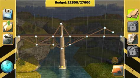 bridget constructor best bridge building game bridge constructor free android apps on google play