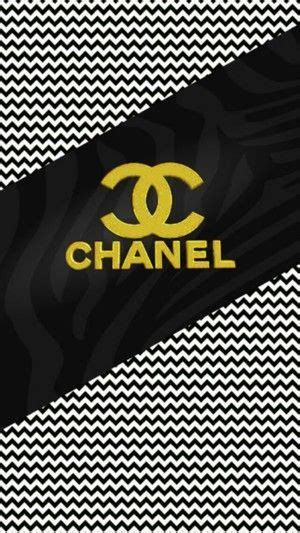 Apple Logo With Chevron Pattern Iphone Semua Hp 17 best images about chanel on chanel pink iphone wallpapers and we it