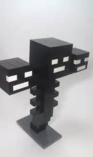 minecraft wither lego by chuchithathechuchu on deviantart