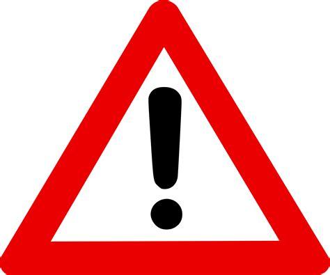 Warning Sign | clipart warning sign