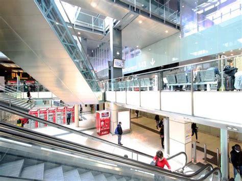 stazione ferroviaria porta garibaldi arte bistrot e fitness la stazione di porta garibaldi