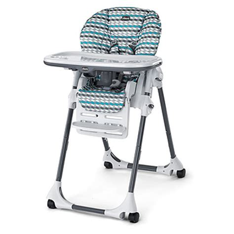High Chair Chicco by Chicco Chicco Polly Se Highchair Vapor