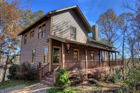 Helen Cabin Rentals On The River by River Wilds Helen Ga Cabin Rentals Cedar Creek Cabin