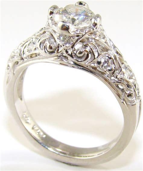engagement rings vintage design