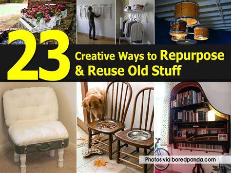 diy how to reuse your 23 creative ways to repurpose reuse stuff