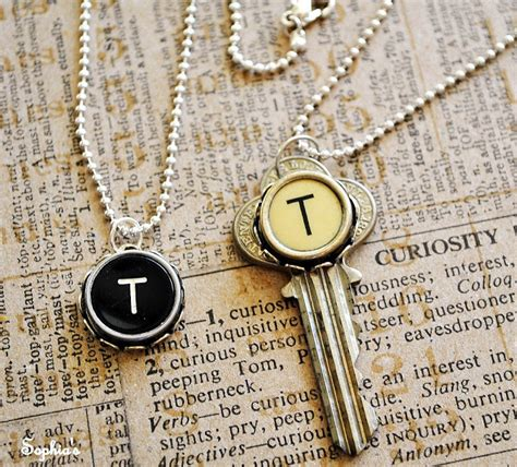 how to make typewriter key jewelry s how to make typewriter key jewelry a tutorial