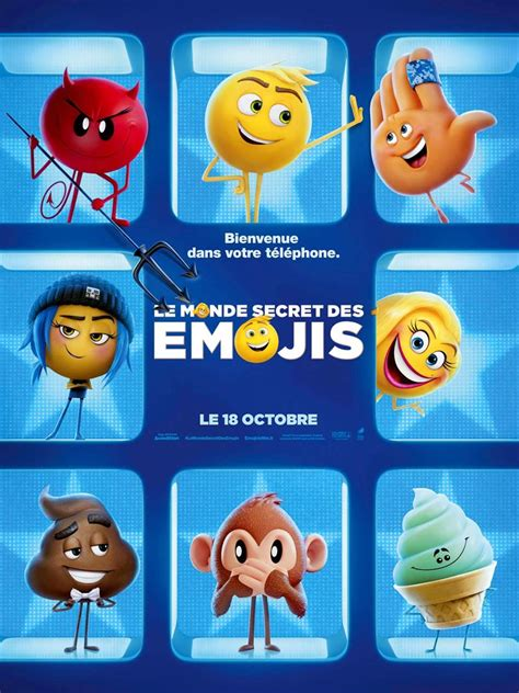 Le Monde Secret Des Emojis 187 Streaming Film Streaming