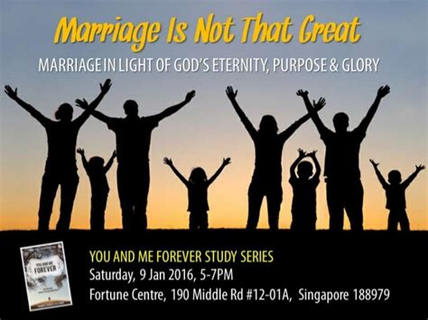 marriage in light of eternity you me forever 1 marriage in light of god s eternity