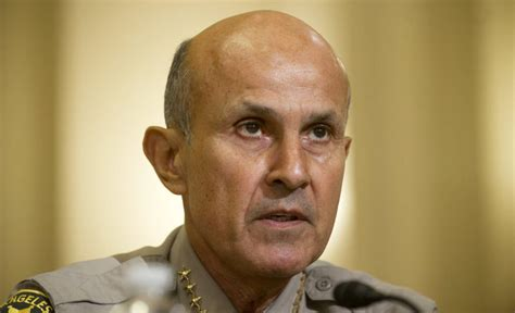 l for lee in jail former l a sheriff lee baca sentenced to 3 years in