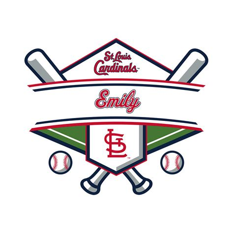 Home Decor Outlet St Louis st louis cardinals personalized name wall decal shop