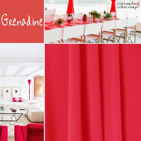 2017 interior color inspiration pantone grenadine interior design interiors and pantone