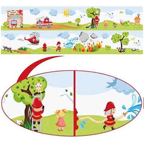 kinderzimmer bordure fahrzeuge kinderzimmer bord 252 re feuerwehr bibkunstschuur