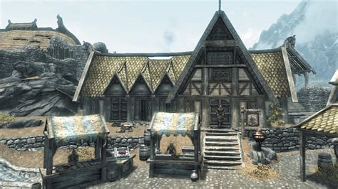 House In Whiterun by Whiterun Location Bomb