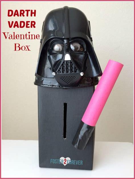 darth vader box s day classroom box ideas the idea room