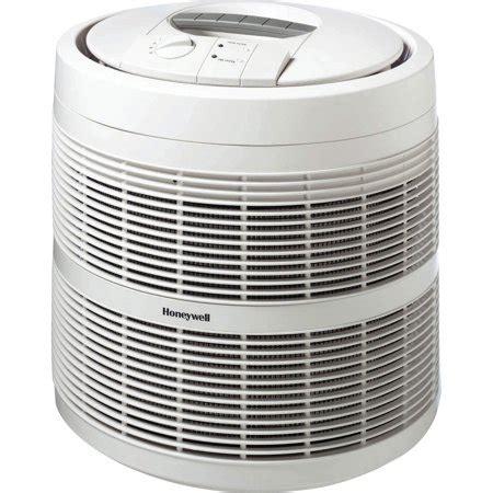 honeywell hwl50250s enviracaire true hepa air purifier 1 each white walmart
