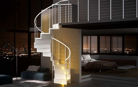 illuminazione scale esterne pura ia scelta di scale a chiocciola e scale