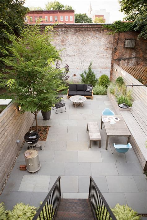 garden designer visit   maintenance brooklyn backyard