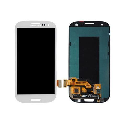 Lcd Samsung S3 composant 233 cran lcd vitre tactile samsung galaxy s3