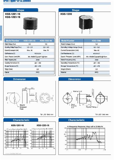 Marker 5 5 Kss By Wobble kss 1201 16 1232301 pdf datasheet ic on line