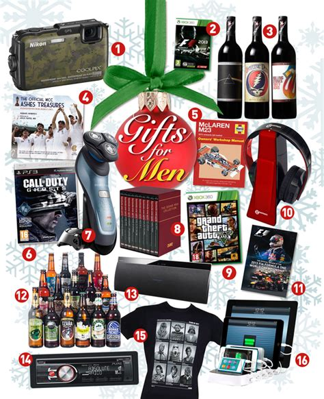 christmas gift ideas for men themagicalmusicals