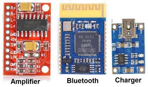 wiring diagram for wireless bluetooth speaker wiring diagram