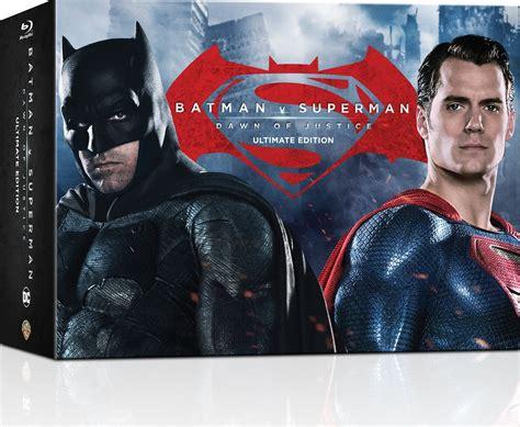 Batman V Superman 19 batman v superman of justice dvd release date july