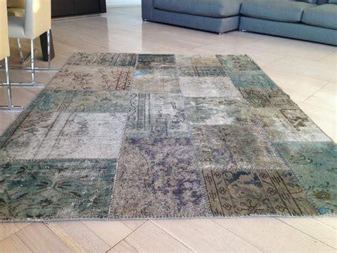 tappeti persiani patchwork tappeto patchwork offerta expo golran tomassini