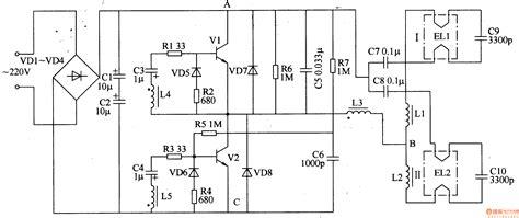 circuit diagram of electronic choke fluorescent l circuit diagram zen electrical diagram