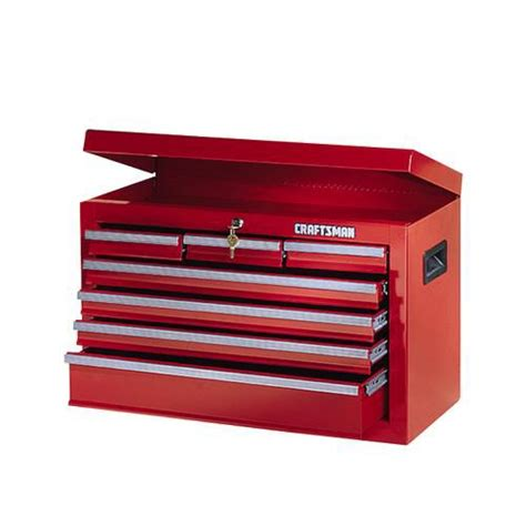 Craftsman 7 Drawer Tool Chest by Craftsman 7 Drawer Homeowner Chest 26 In Wide Tools