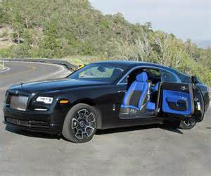 Wraith Rolls Royce Stunning 2017 Rolls Royce Wraith Coupe Feautures