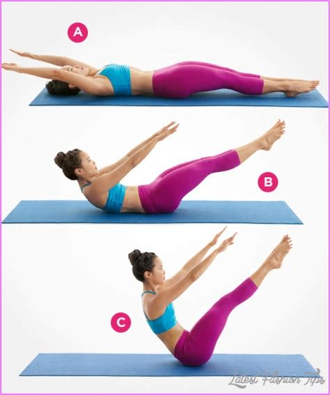 pilates chair abdominal exercises pilates ab exercises latestfashiontips