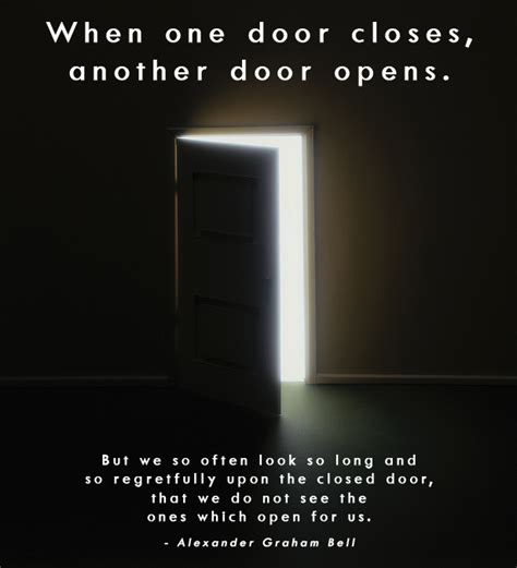 When One Door Closes Another One Opens by When One Door Closes Another One Opens By