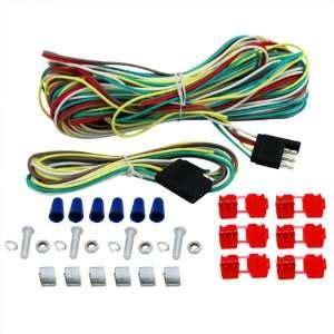 Trailer Light Wiring Kit by 7 Way Trailer Wiring Schematics On Popscreen