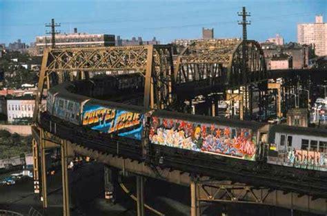 nyc subway graffiti  mid  duster lizzie