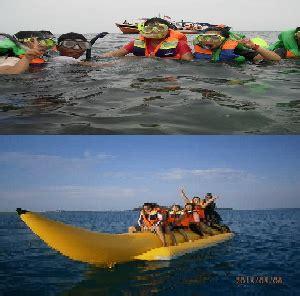Paket Wisata Komplit harga paket wisata pulau tidung info paket wisata pulau