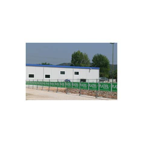 recinzioni mobili recinzioni mobili per cantiere plastifil recinzioni s r l