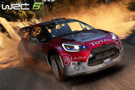 Kaset Ps4 Wrc 6 wrc 6 can hold its own against dirt rally on ps4 xbox one or pc daily