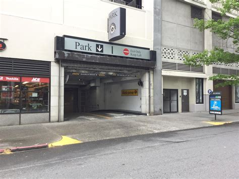 The Garage Seattle Wa Securities Building Garage Lot 2 Parking In Seattle