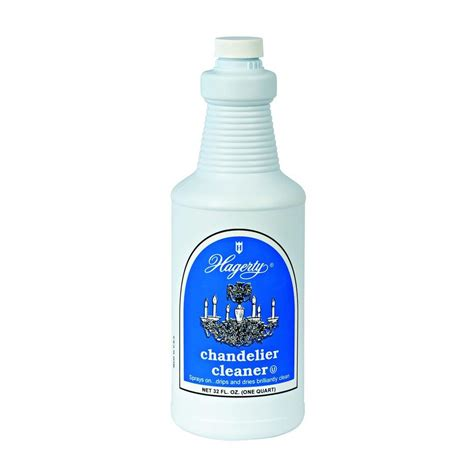 chandelier cleaning hagerty chandelier cleaner refill 91321 the home depot
