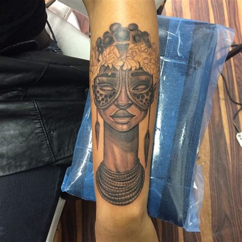 african queen tattoo 30 traditional tribal symbol tattoos designs