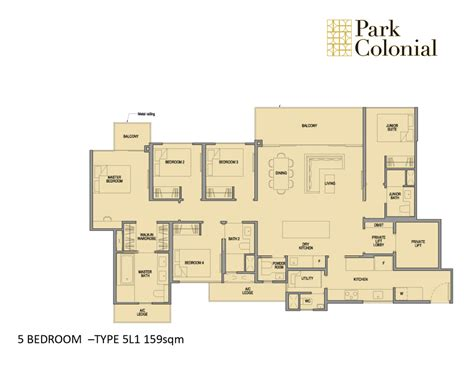 colonial floor plan park colonial woodleigh condo