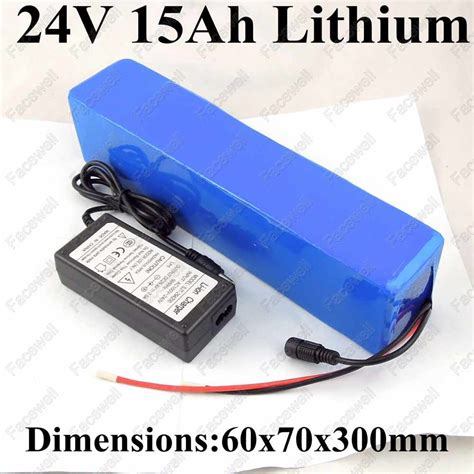 E Bike 24v Battery by Power 24v 15ah Battery Pack Lithium Li Ion 24v Lithium Bms