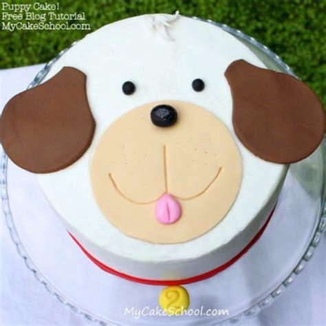 puppy cake ideas cake ideas for birthdays best tutorial