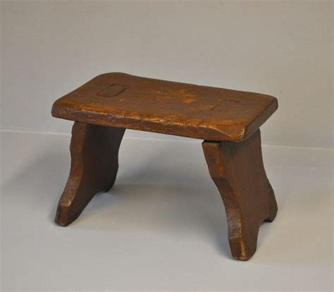 What Does Small Stool by Small Child S Stool P3046 Antiques Atlas