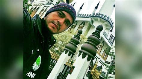 pemeran film laga indonesia ali zainal pelajari usaha produk halal saat kunjungi