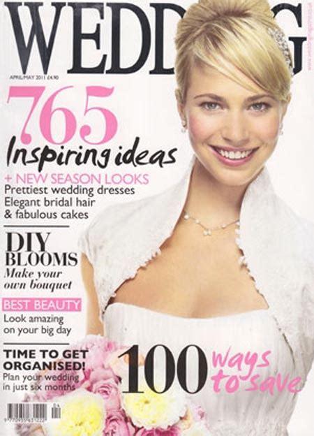 Wedding Magazines Uk by Wedding Magazine April May 2011 Cakes By Robin
