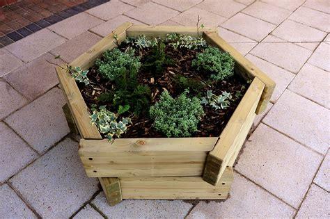 Hexagonal Planter by Hexagonal Planter Playground Planter Playground Equipment